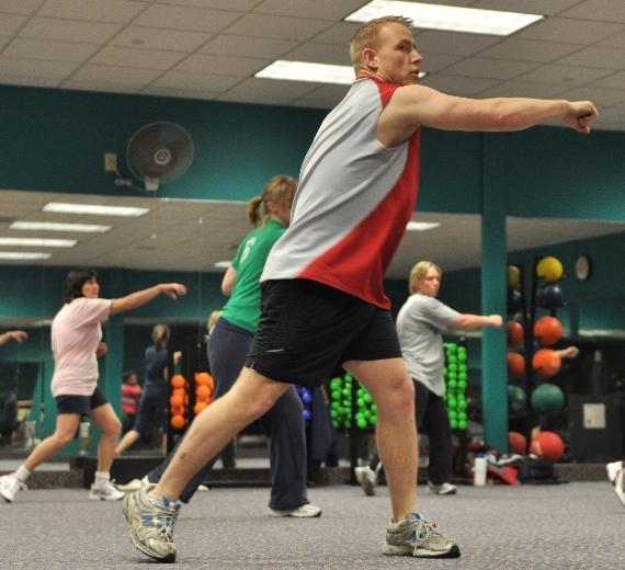 L' activité physique régulière